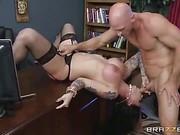 Darling Danika Big Tits At Work xxx 14