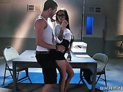 Brandy Aniston Big Tits At Work clip 5