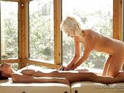 Abigail Mac All Girl Massage clip 19