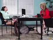 Krissy Lynn Big Tits At Work movie 28