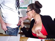 Sensual Jane Big Tits At School trailer 3