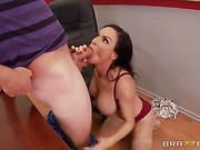 Diamond Foxxx Big Tits At School trailer 50