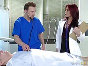 Monique Alexander Doctor Adventures clip 5
