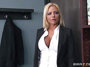 Britney Shannon Big Tits At Work trailer 19
