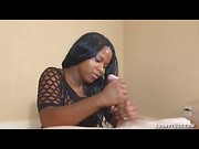 Hazel Paradise Ebony Tugs video 28