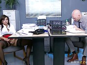 Reena Sky Big Tits At Work video 21