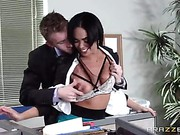 Selena Rose Big Tits At Work part 27