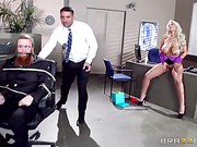 Bridgette B Big Tits At Work part 11