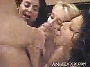 Three girls sucking off 02