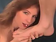 Lorsha feet cumming 01
