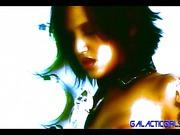 Regan Reese in galactic probe 02