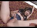 Pantyless asian girl vid